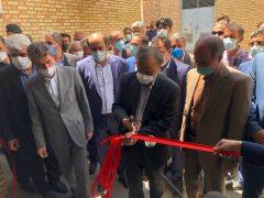 طرح توسعه نساجی سلماس با حضور وزیر صنعت، معدن و تجارت افتتاح شد