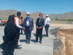عملیات احداث تقاطع غیرهمسطح آبگرم در محور سلماس-ارومیه آغاز شد
