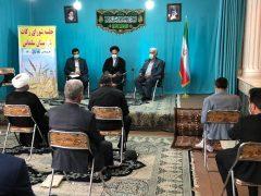 برگزاری جلسه شورای زکات شهرستان سلماس
