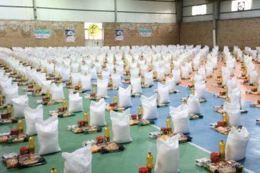 ۵ هزار بسته معیشتی در سلماس توزیع شد