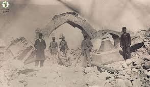 خاطره تلخ زلزله ۱۳۰۹ دیلمان هنوز در ذهن مردم سلماس زنده است